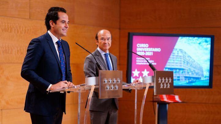 Ciudadanos mantiene a Ignacio Aguado como líder del partido naranja en Madrid