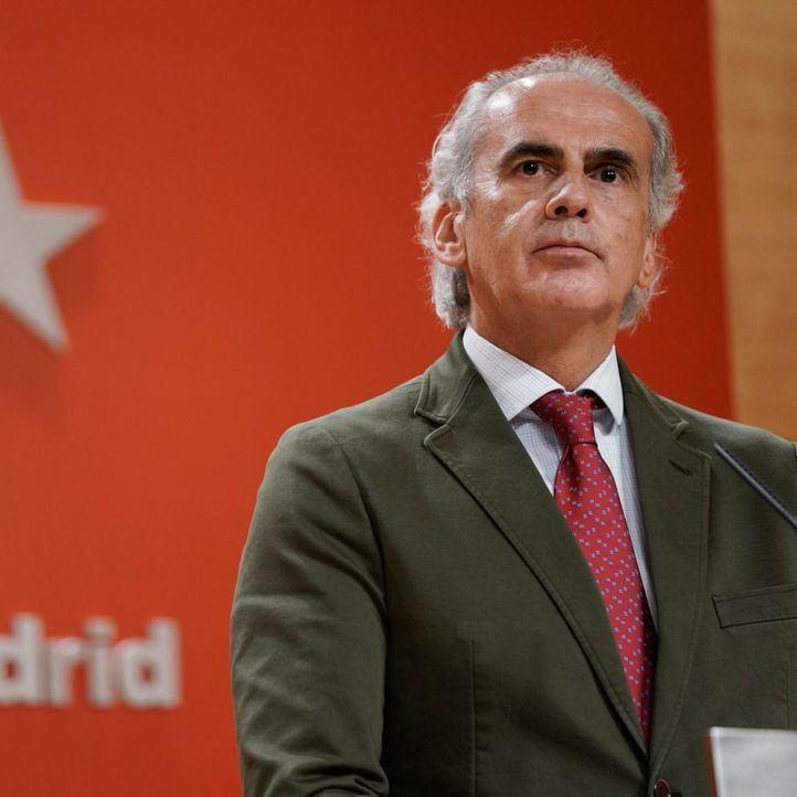 El Gobierno regional no contempla una intervención de Madrid