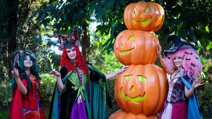 Pasajes de terror, fantasmas y brujas: Halloween regresa al Parque Warner