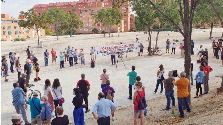 El Ayuntamiento desiste de construir un parking en la parcela del IES de San Fermín