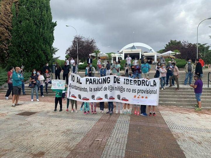 El Ayuntamiento rescindirá la cesión de un parking a Iberdrola en Hortaleza