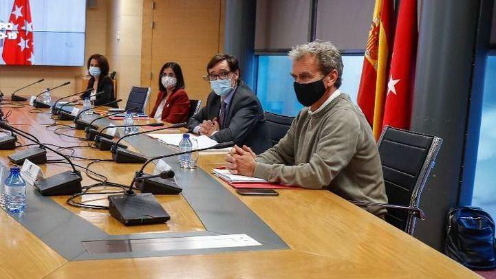 Diez ciudades de Madrid, las únicas que cumplen los tres criterios comunes acordados para imponer restricciones