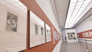 La Real Academia de Bellas Artes se acerca al Goya de los grabados