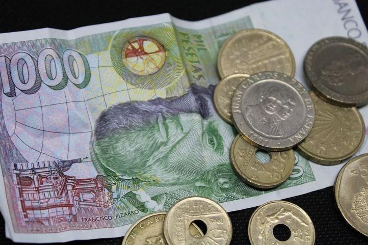 Cuánto valen (de verdad) las pesetas antiguas