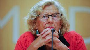 Carmena reaparece en una campaña de Más Madrid y Más País en busca del cuidado y de unas pensiones dignas