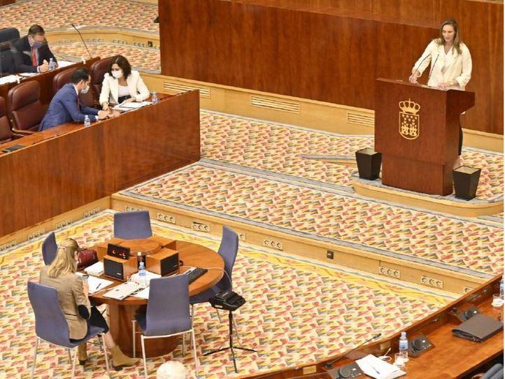 La Asamblea aprueba mediante lectura única y con bronca una modificación de la Ley del Suelo