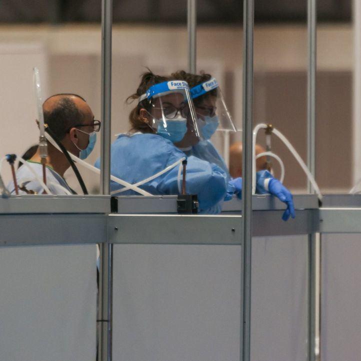 Madrid suma 4.342 nuevos positivos en Covid, 952 en las últimas 24 horas, y 50 fallecidos