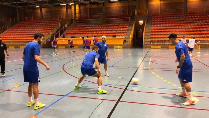 La Agrupación Deportiva Alcorcón FS impulsa una recogida de fondos