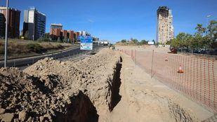 El parking disuasorio de Aviación Española comenzará a construirse este mes de octubre