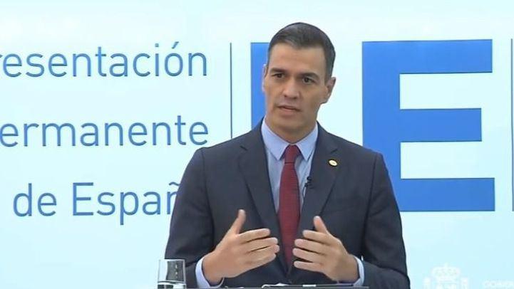 Sánchez niega la invasión de competencias y defiende que está ayudando a Madrid