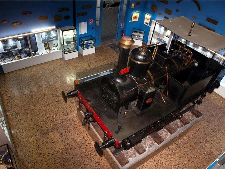 Los 140 años de la estación Madrid-Delicias en la nueva exposición del Museo del Ferrocarril