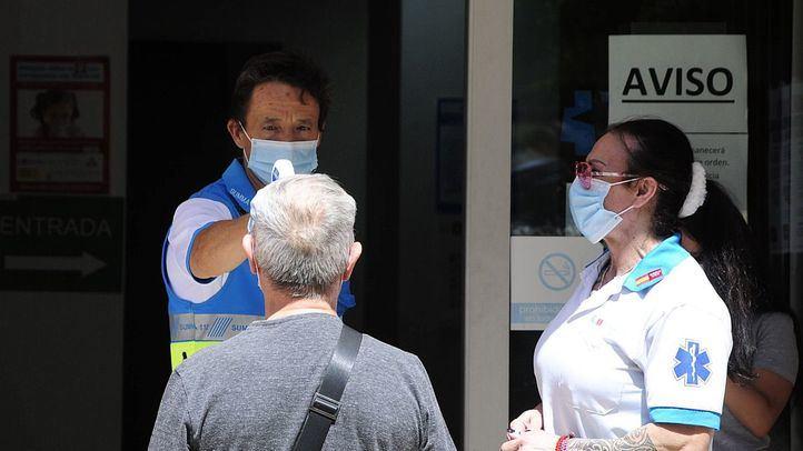 Madrid registra 3.855 casos nuevos de coronavirus, 1.005 en las últimas 24 horas, y 37 fallecidos