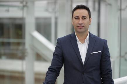 Javier Luengo, consejero de políticas sociales de la Comunidad de Madrid