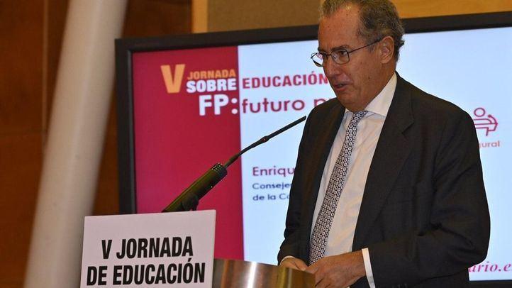 Ossorio anuncia la creación de un nuevo centro 'de referencia' de FP a distancia