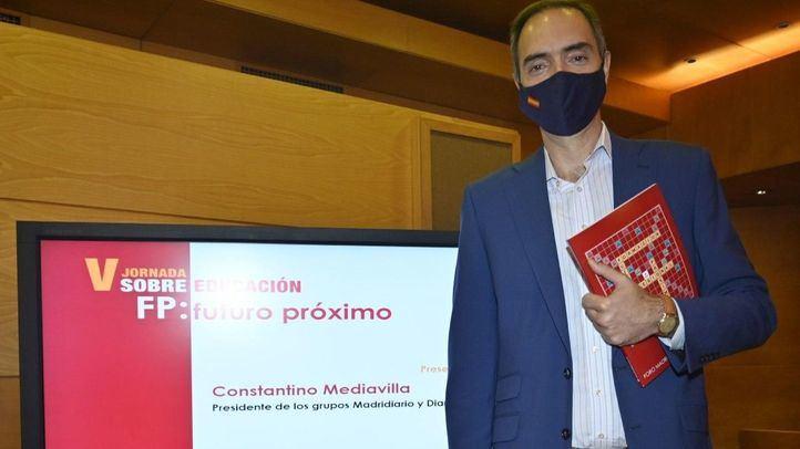 José Antonio Poveda (ECM) reivindica que 'el cisne de la FP pueda seguir creciendo'