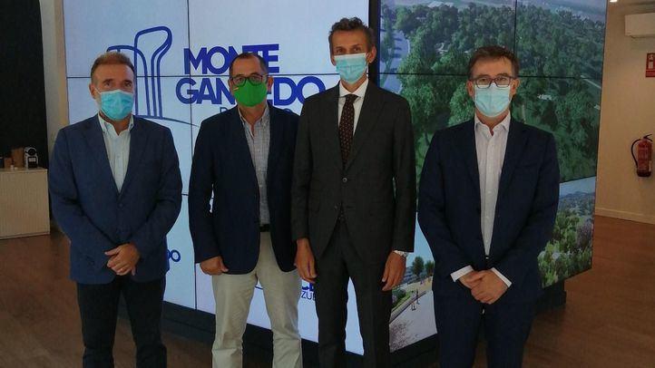Grupos políticos de Pozuelo se interesan por el nuevo barrio de Montegancedo