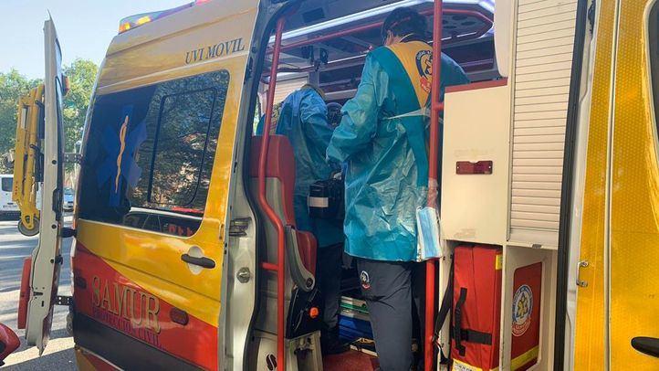 Apuñalado de gravedad un hombre de 35 años en una calle de Carabanchel