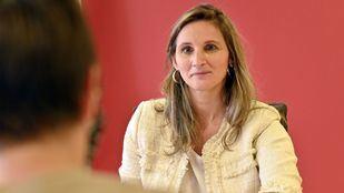Paloma Martín, consejera de Medio Ambiente, Ordenación del Territorio y Sostenibilidad de la Comunidad de Madrid