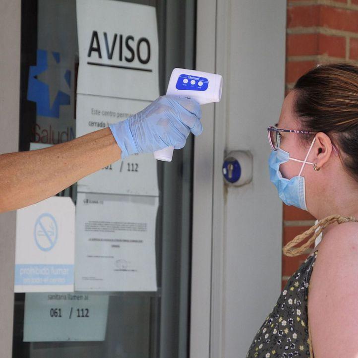 Madrid suma 2.645 casos nuevos, 1.220 de las últimas 24 horas, y 45 fallecidos