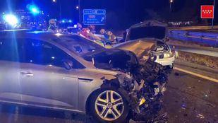 Un joven de 16 años sufre la amputación de sus piernas en un accidente de tráfico en Fuenlabrada