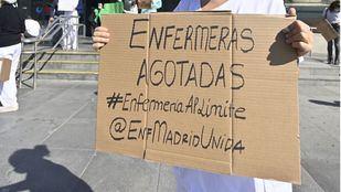Satse califica la huelga en Enfermería de éxito, a pesar de los servicios mínimos