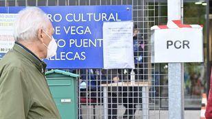Madrid realizó entre el 18 y el 24 de septiembre 154.765 pruebas PCR