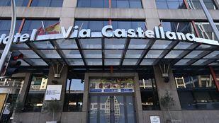 Hoteles sanitarizados con 507 camas para pacientes Covid