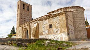 La ermita Santa María la Antigua en Carabanchel.