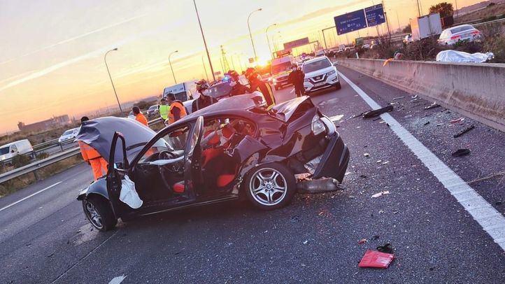 Fallece tras ser atropellado cuando bajó de su coche por una avería