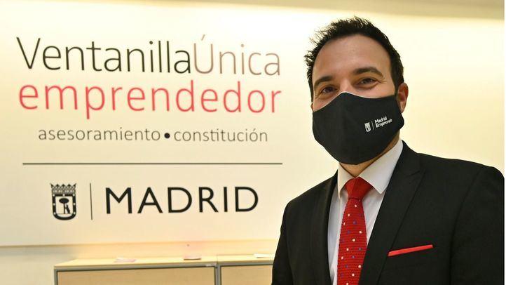 El concejal delegado de Área de Innovación y Emprendimiento, Ángel Niño.