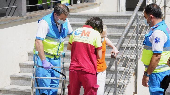 Madrid notifica 2.499 casos nuevos, 1.428 de las últimas 24 horas, y 35 fallecidos