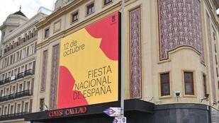 Un 12 de octubre sin desfile por la pandemia y en un Madrid confinado