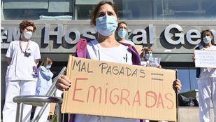 Satse aplaza la huelga de enfermería al 28 de octubre