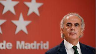 Madrid planteará a Sanidad la situación de Alcalá de Henares tras su exclusión del estado de alarma