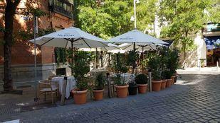 Los hosteleros podrán colocar estufas en sus terrazas sin modificar la autorización del Ayuntamiento