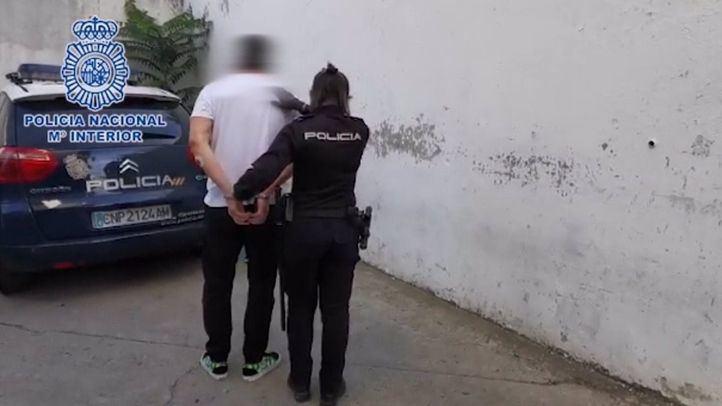 Un hombre, detenido tras haberse fugado de la cárcel por matar a un alunicero