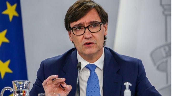 El ministro de Sanidad, preocupado por el 'retraso de notificación' de datos de Madrid