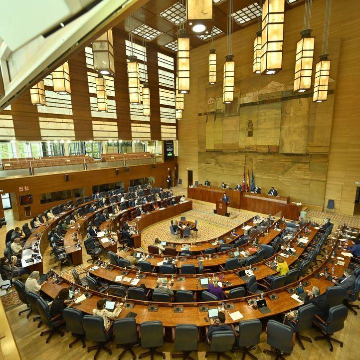 La Asamblea de Madrid busca adecuar sus votos con el sistema de sufragio simultáneo
