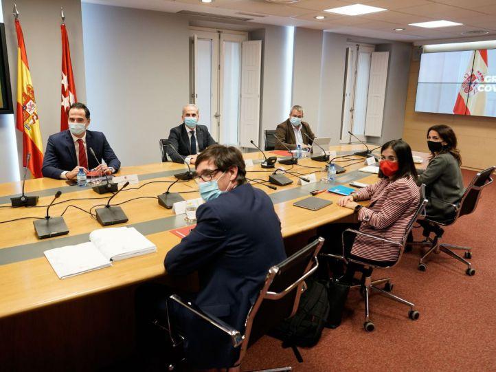 La bajada a 100 en la incidencia de casos centra el debate en la reunión de grupo Covid-19