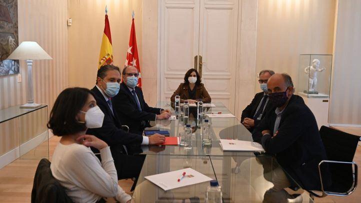 Gabilondo le sugiere a Ayuso trasponer de nuevo la orden ministerial