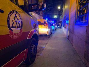 Agreden con palos con clavos y correas a dos jóvenes en la calle de San Blas