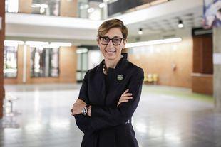 Isabel Fernández, rectora de UAX