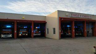 Los vecinos acusan a un inquilino okupa de incendiar un piso en Torrejón