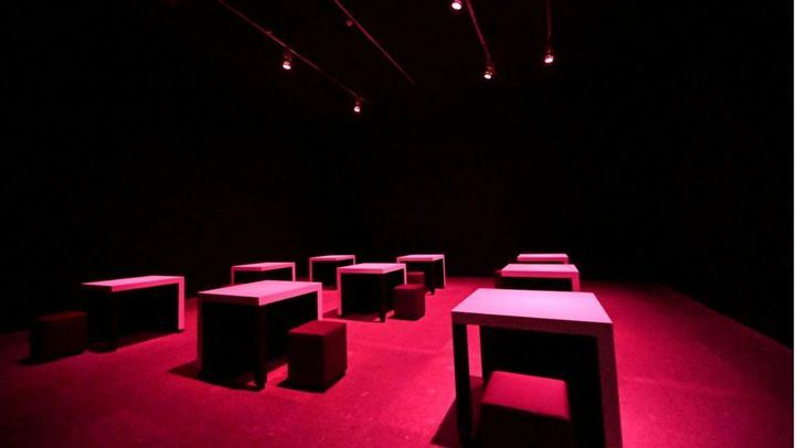 Exposición 'Audiosfera. Experimentación sonora 1980-2020' en el Museo Reina Sofía