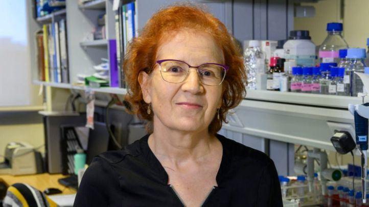 Margarita del Val, científica