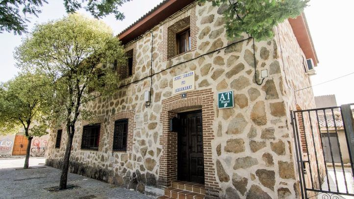 Casa rural de propiedad municipal de Cenicientos.