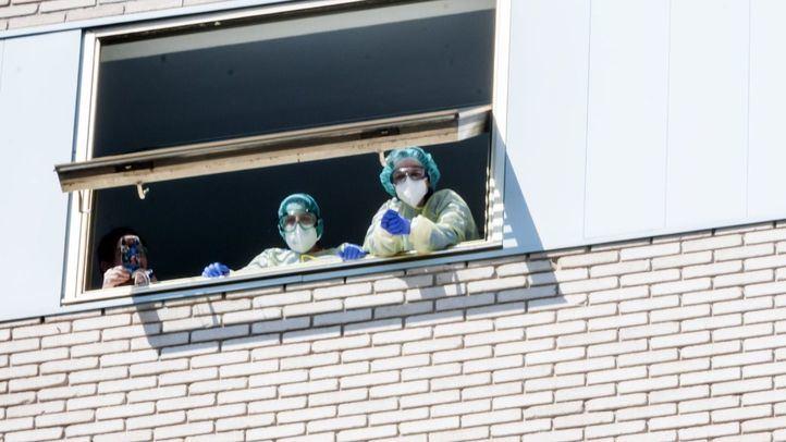 Madrid suma 3.200 casos nuevos, 1.548 de las últimas 24 horas, y 44 fallecidos