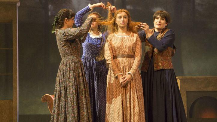 Las mujercitas de Louisa May Alcott, en el Español