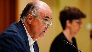 El viceconsejero de Salud Pública y Plan Covid, Antonio Zapatero
