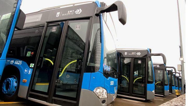 La EMT contratará más de un centenar de conductores antes de que finalice el año